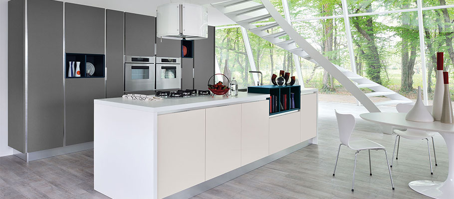 Awesome Cucine Lube Opinioni Contemporary - Amazing House Design ...